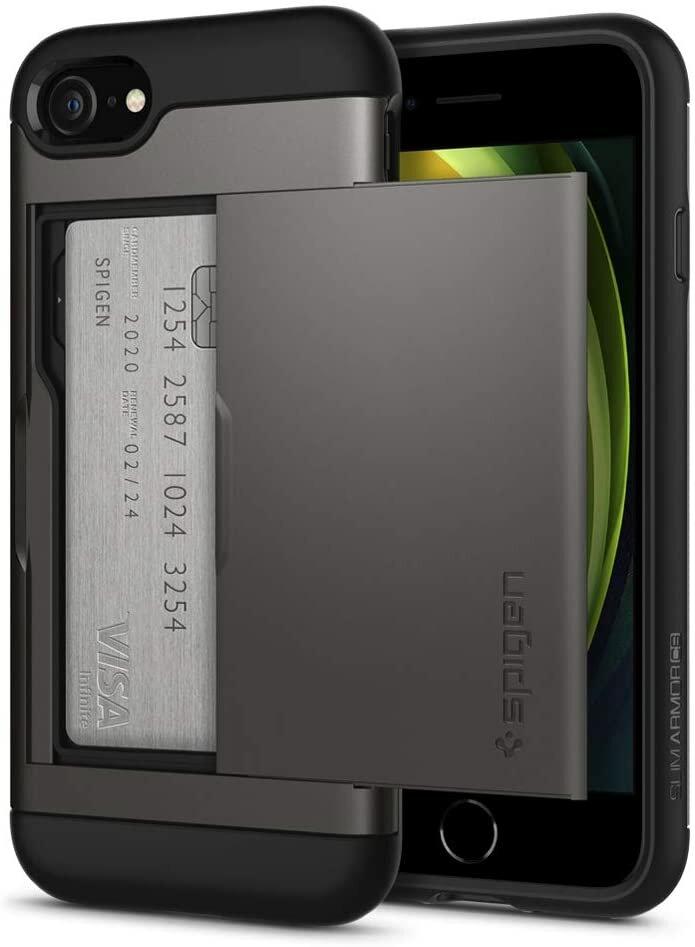 Spigen Slim Armor CS, Rugged wallet case