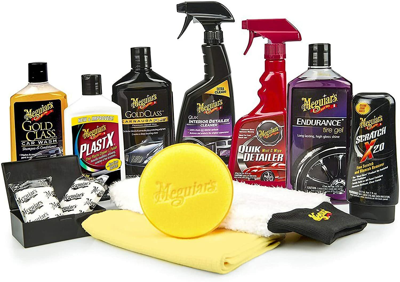 Meguiar's Car Cleaning Kit