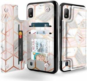 Shields Up Galaxy A10 Wallet Case