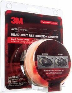 3M Headlight Lens Restoration System