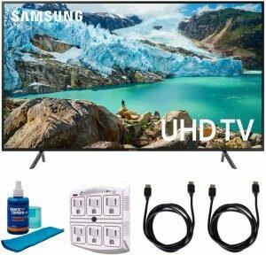 "Samsung 42"" RU7100 LED Smart 4K UHD TV"
