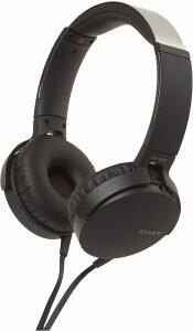 Sony XB550AP Extra Bass