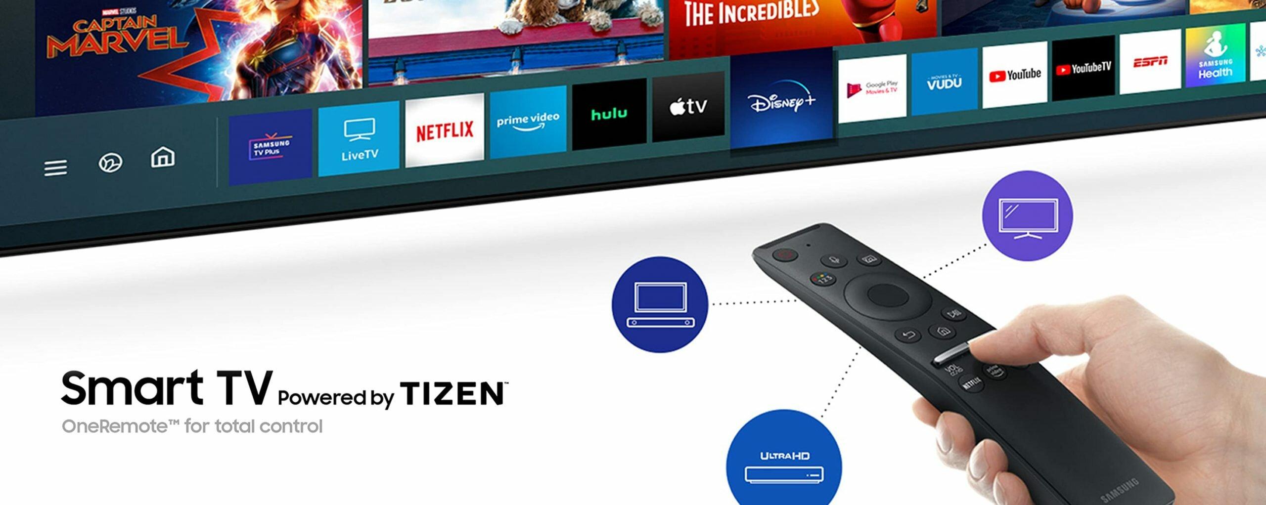 best samsung tvs features